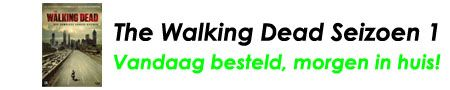 The Walking Dead Seizoen 1