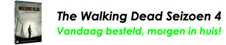 The Walking Dead Seizoen 4